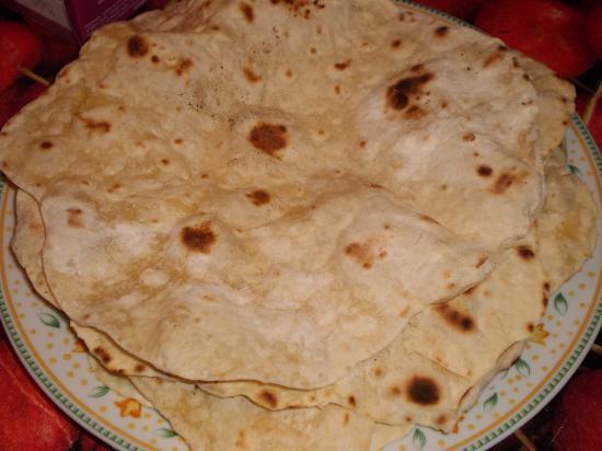 Fajitas (plats complets)