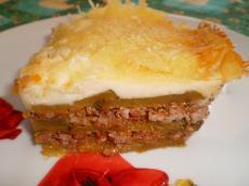 Moussaka (plats  complets)